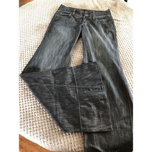 Level 99 Bell Bottom Jeans Size 24